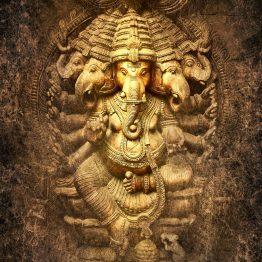 Ganesh-Bouddha