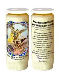 Bougies des Saints